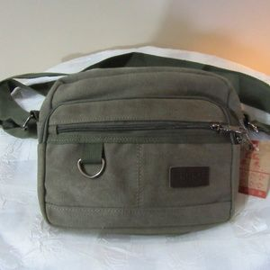 New Messenger Bag Unisex bag-  Good strong canvas